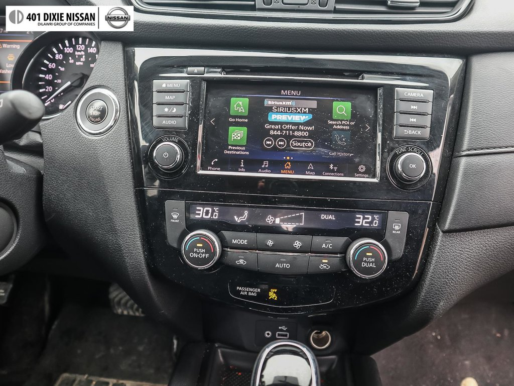 2018 Nissan Rogue SV AWD CVT in Mississauga, Ontario - 43 - w1024h768px