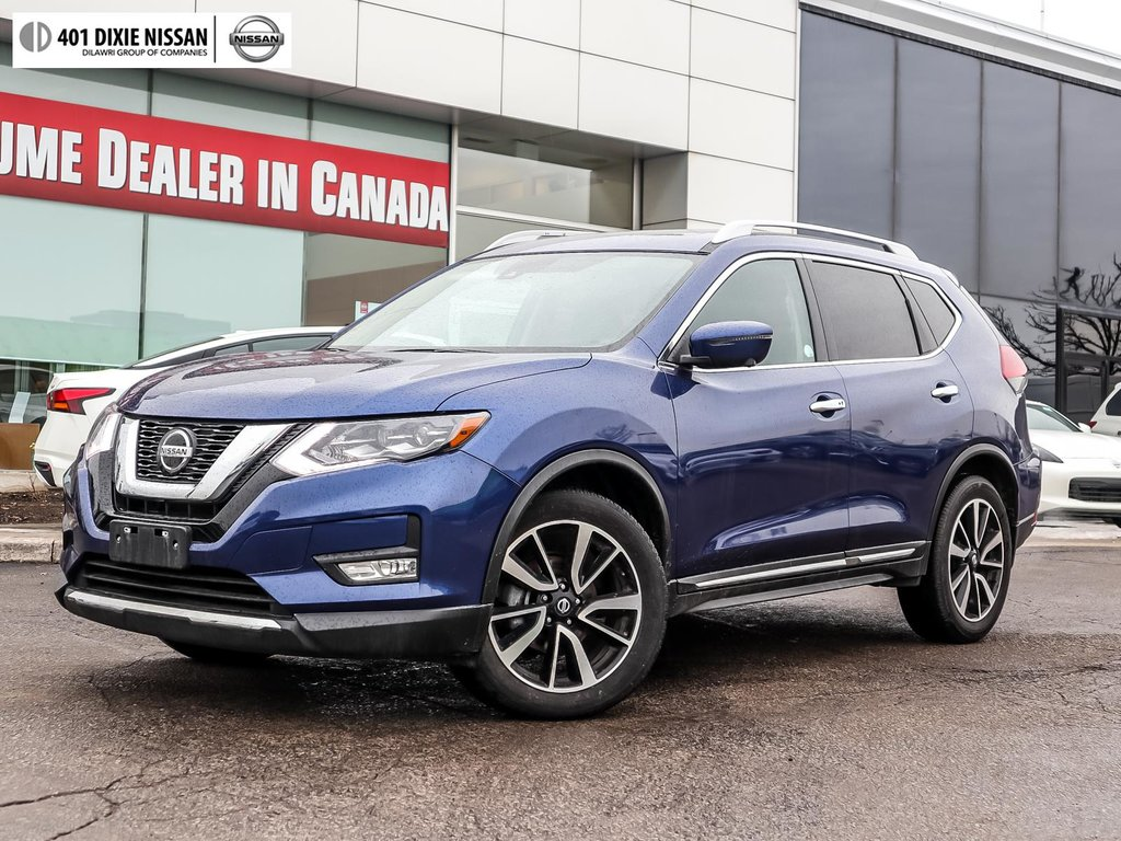 2018 Nissan Rogue SL AWD CVT in Mississauga, Ontario - 27 - w1024h768px