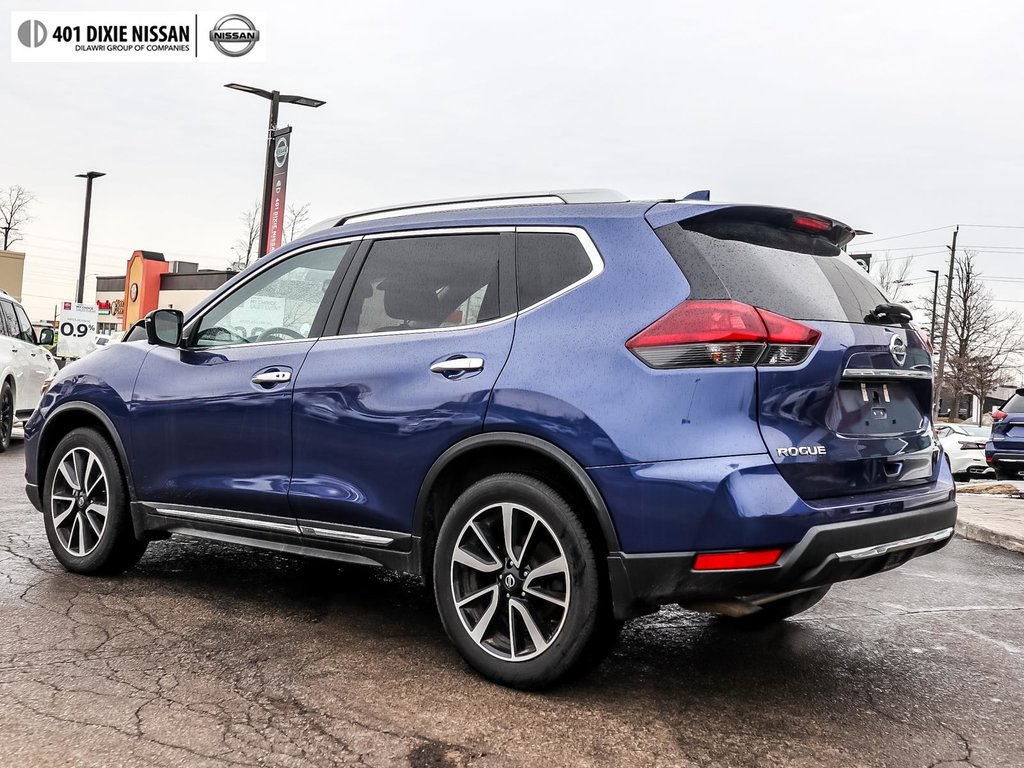 2018 Nissan Rogue SL AWD CVT in Mississauga, Ontario - 33 - w1024h768px