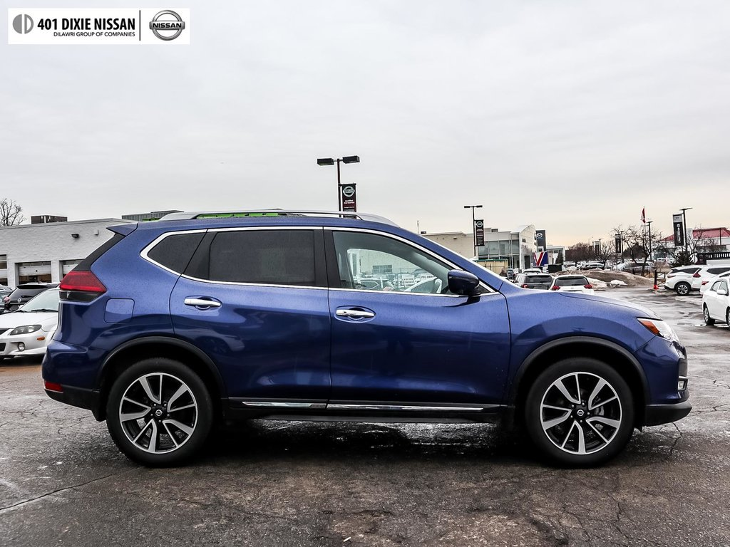2018 Nissan Rogue SL AWD CVT in Mississauga, Ontario - 30 - w1024h768px