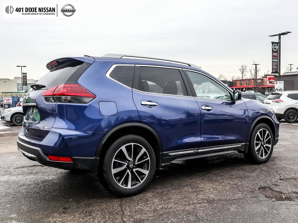2018 Nissan Rogue SL AWD CVT in Mississauga, Ontario - 31 - w1024h768px