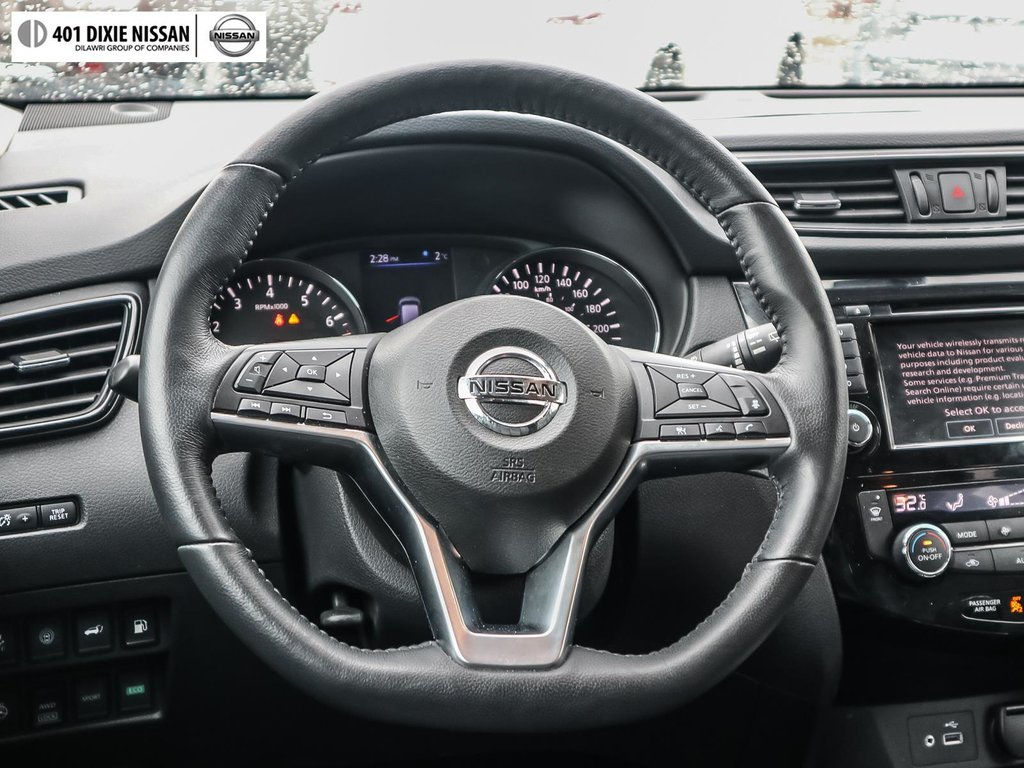 2018 Nissan Rogue SL AWD CVT in Mississauga, Ontario - 11 - w1024h768px