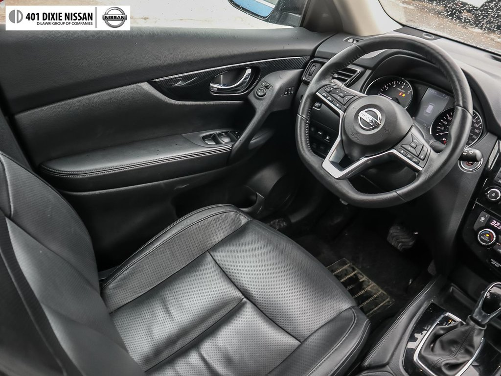 2018 Nissan Rogue SL AWD CVT in Mississauga, Ontario - 40 - w1024h768px