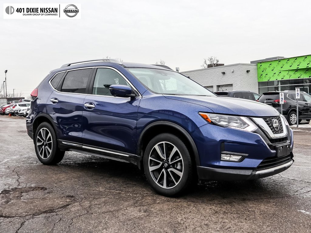 2018 Nissan Rogue SL AWD CVT in Mississauga, Ontario - 3 - w1024h768px