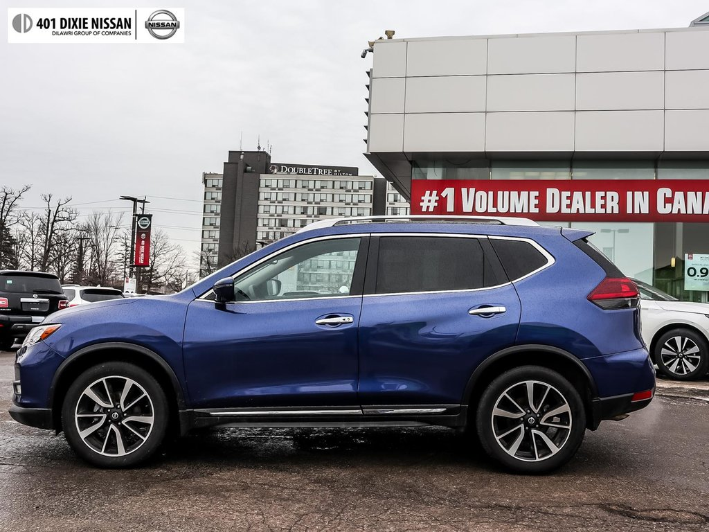 2018 Nissan Rogue SL AWD CVT in Mississauga, Ontario - 34 - w1024h768px