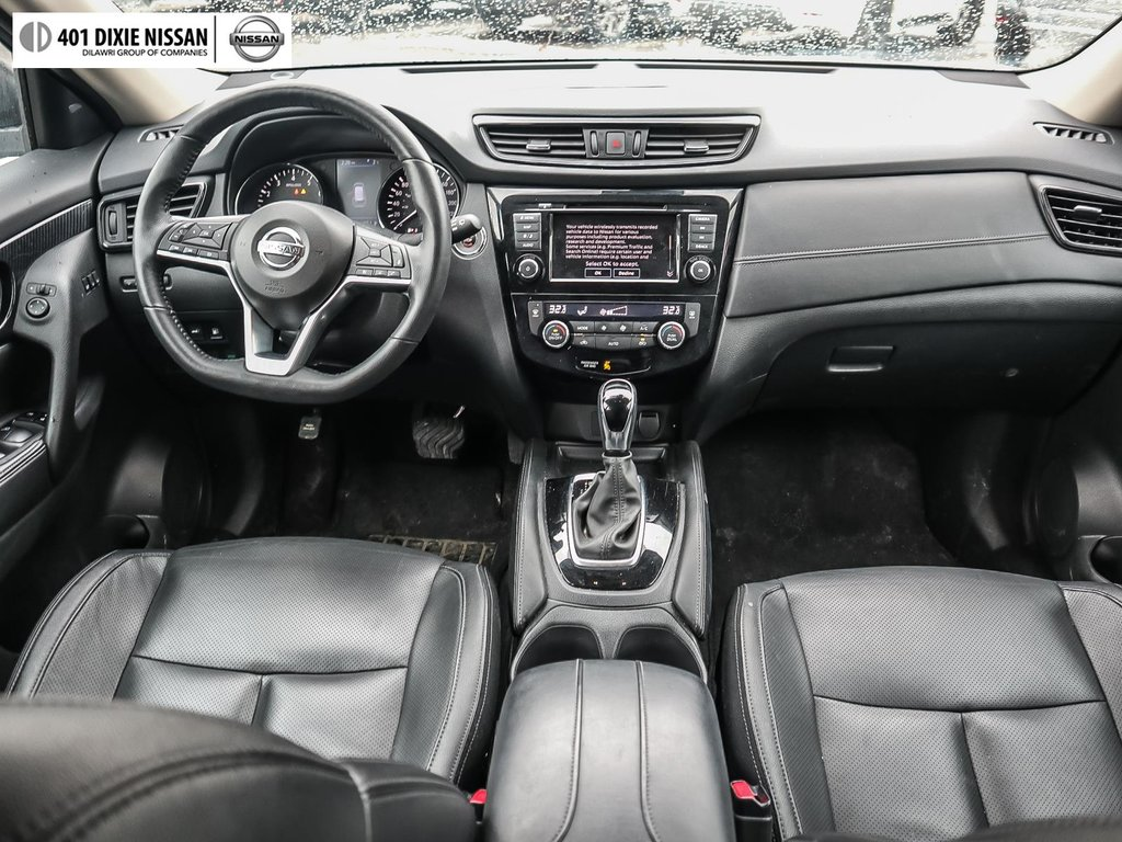 2018 Nissan Rogue SL AWD CVT in Mississauga, Ontario - 41 - w1024h768px