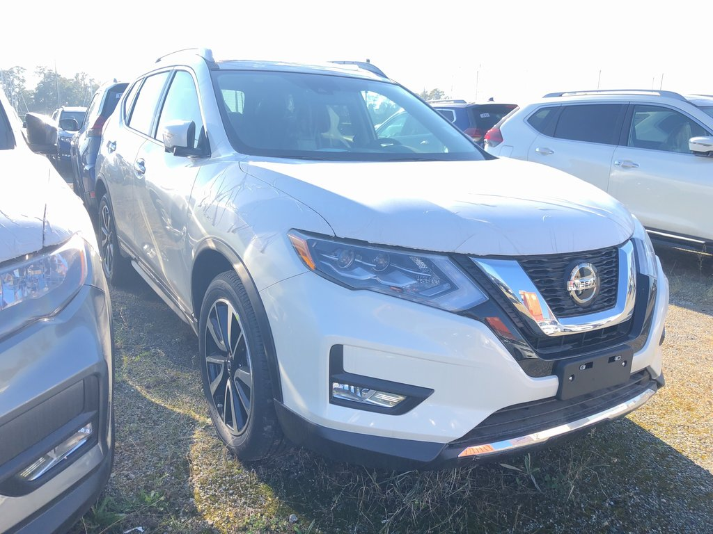 2018 Nissan Rogue SL AWD CVT in Vancouver, British Columbia - 3 - w1024h768px