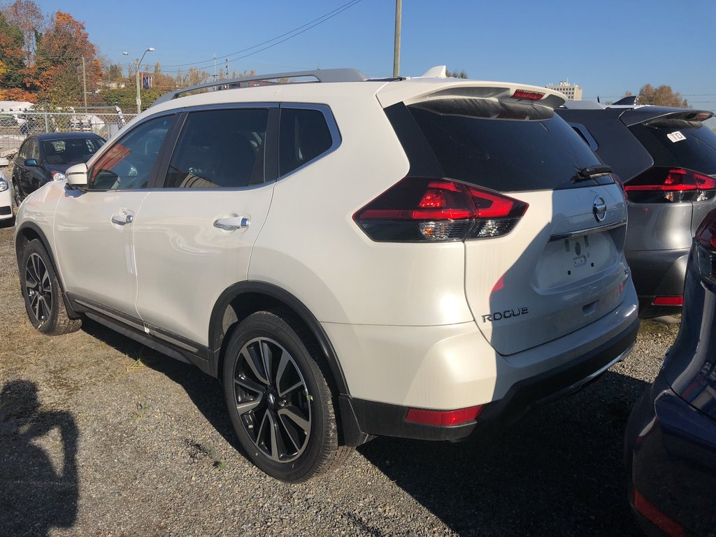 2018 Nissan Rogue SL AWD CVT in Vancouver, British Columbia - 4 - w1024h768px