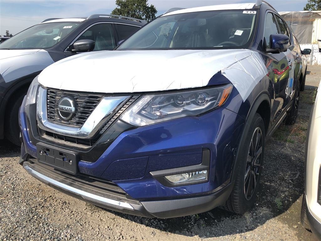 2018 Nissan Rogue SL AWD CVT (2) in Vancouver, British Columbia - 1 - w1024h768px