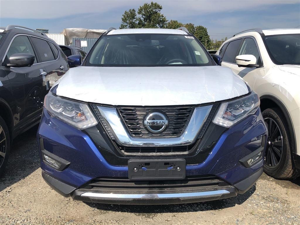 2018 Nissan Rogue SL AWD CVT (2) in Vancouver, British Columbia - 2 - w1024h768px