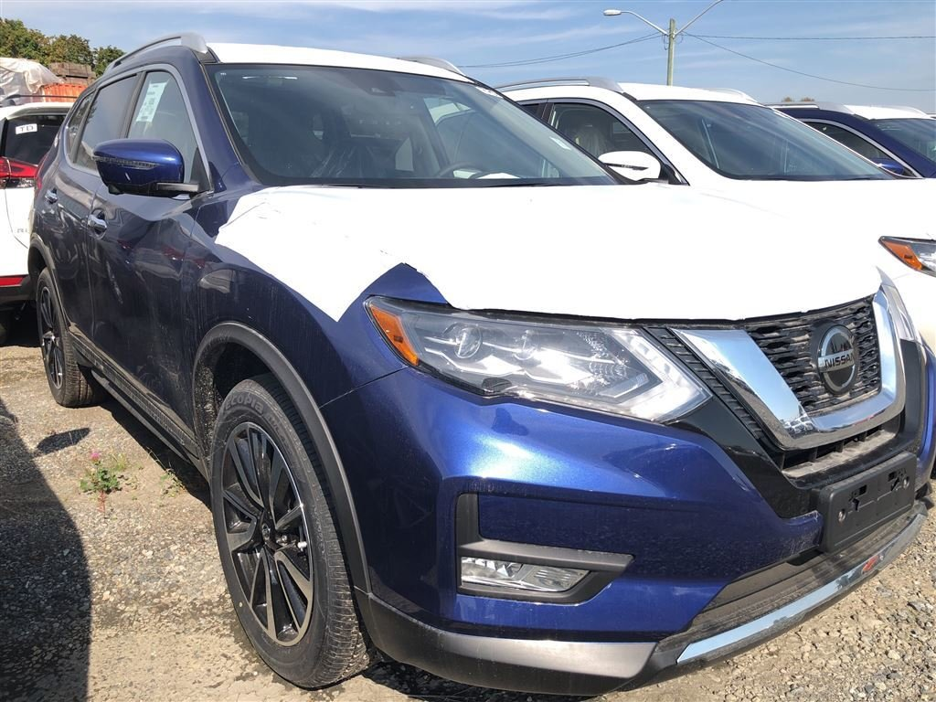 2018 Nissan Rogue SL AWD CVT (2) in Vancouver, British Columbia - 3 - w1024h768px