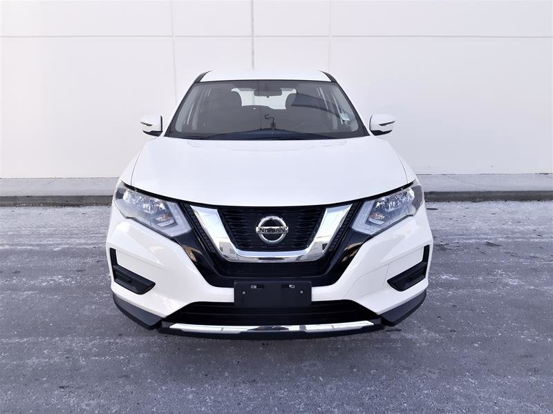 2018 Nissan Rogue S FWD CVT in Vancouver, British Columbia - 4 - w1024h768px
