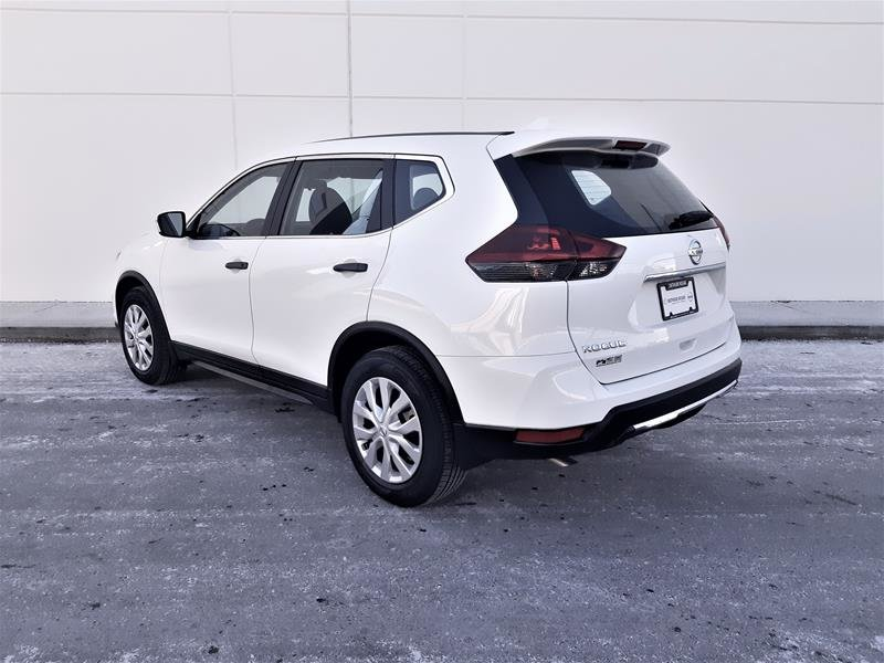 2018 Nissan Rogue S FWD CVT in Vancouver, British Columbia - 7 - w1024h768px