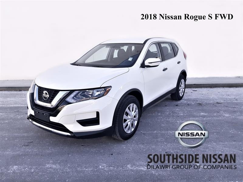 2018 Nissan Rogue S FWD CVT in Vancouver, British Columbia - 1 - w1024h768px