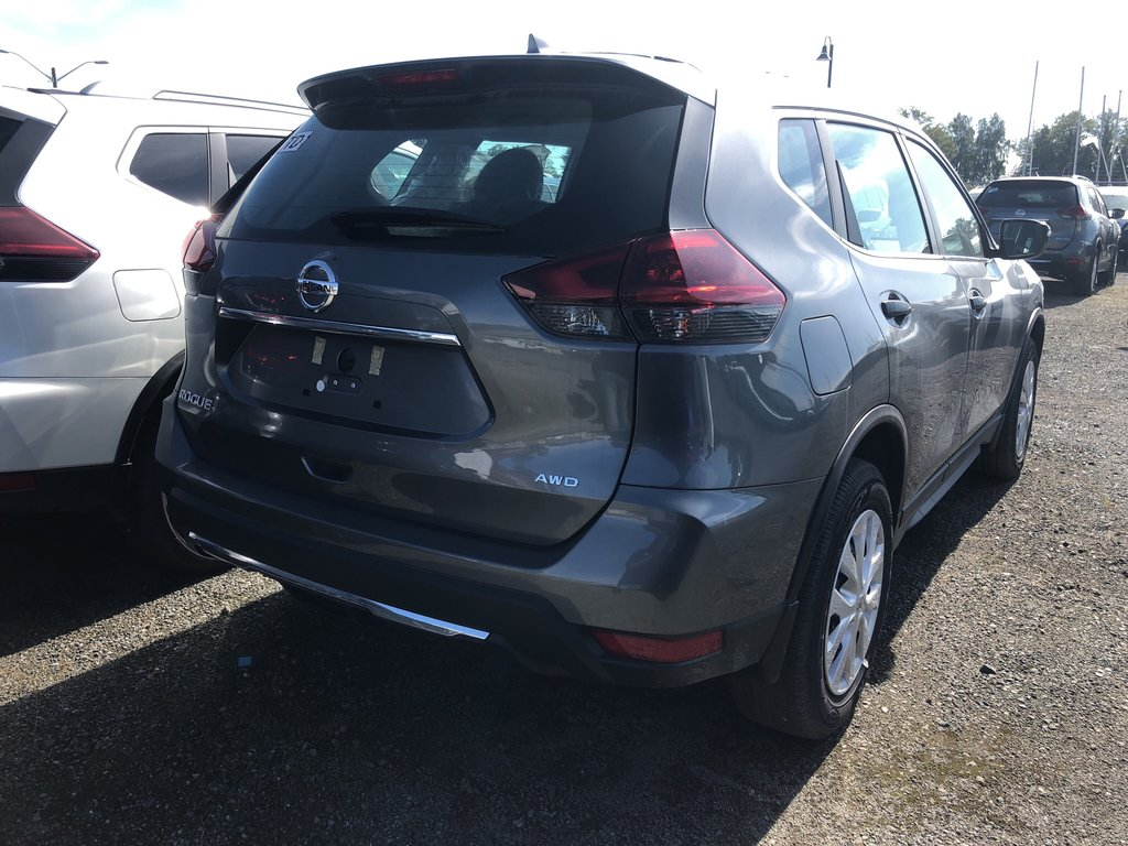 2018 Nissan Rogue S AWD CVT in Vancouver, British Columbia - 4 - w1024h768px