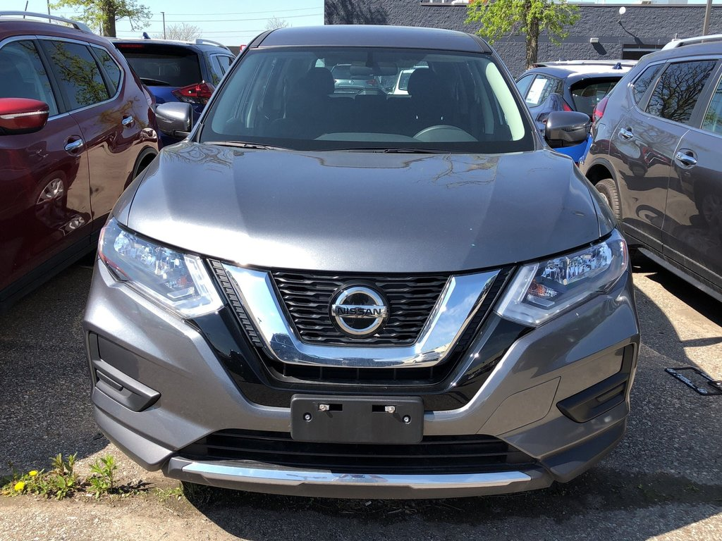 2018 Nissan Rogue S FWD CVT in Mississauga, Ontario - 2 - w1024h768px
