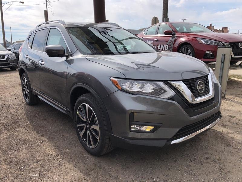 2019 Nissan Rogue SL AWD CVT in Regina, Saskatchewan - 3 - w1024h768px