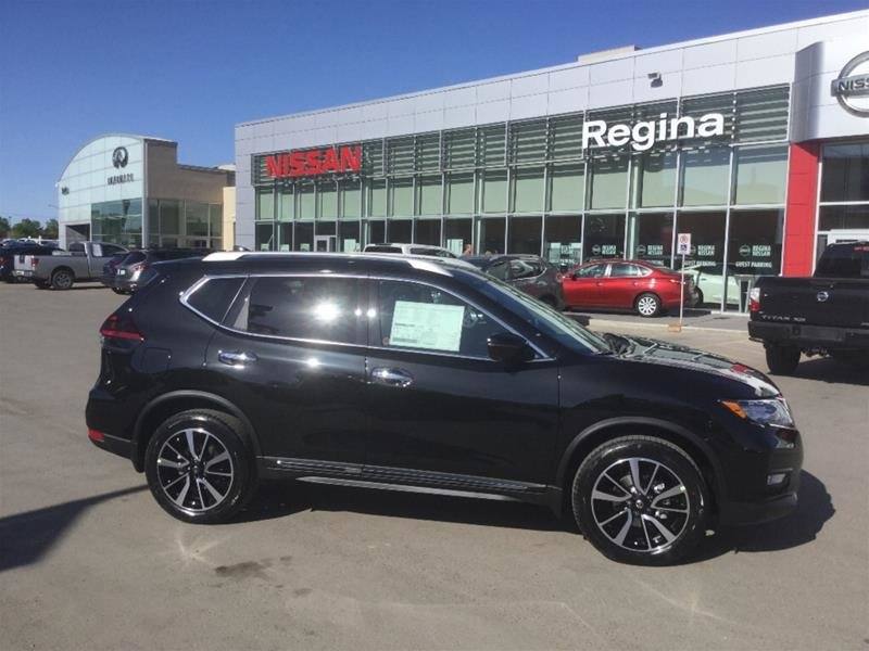 2019 Nissan Rogue SL AWD CVT in Regina, Saskatchewan - 2 - w1024h768px