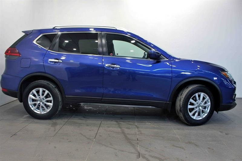 2019 Nissan Rogue SV AWD CVT in Regina, Saskatchewan - 22 - w1024h768px
