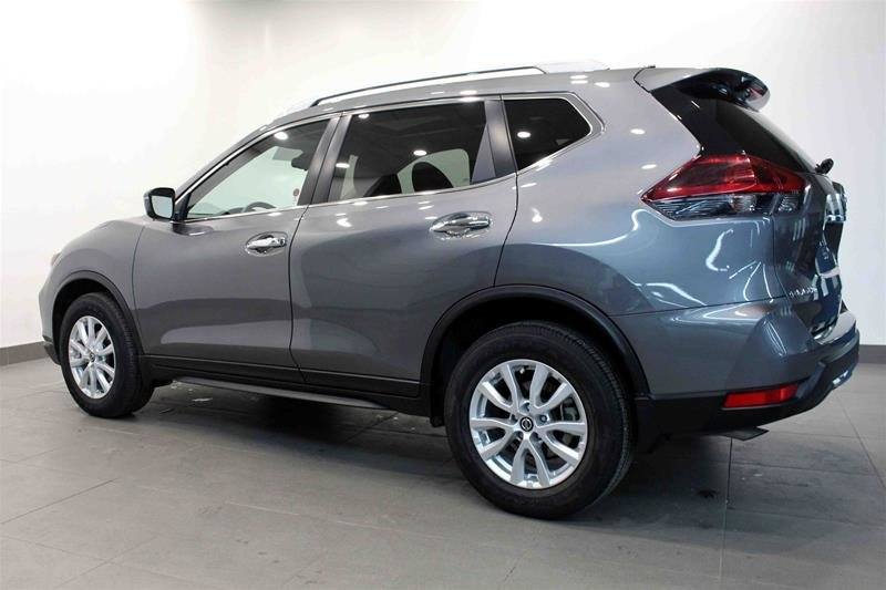 2019 Nissan Rogue SV AWD CVT in Regina, Saskatchewan - 21 - w1024h768px