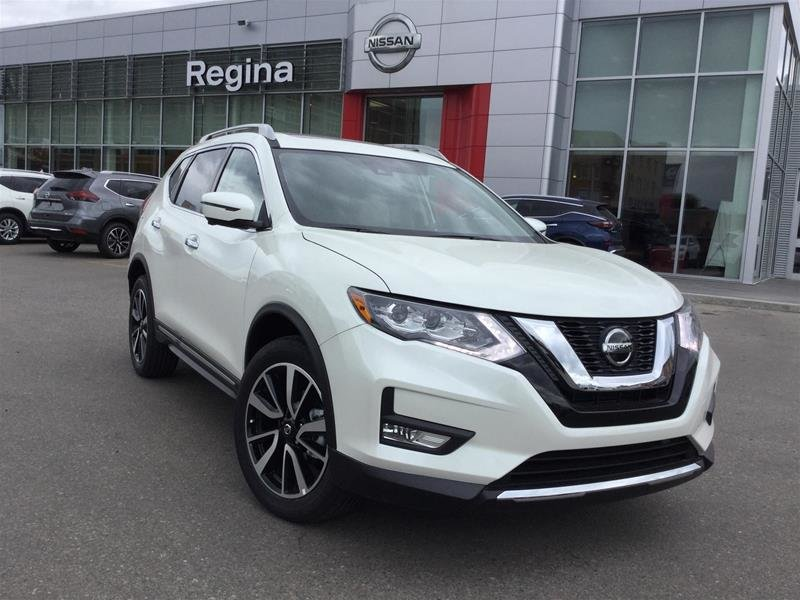 2019 Nissan Rogue SL AWD CVT in Regina, Saskatchewan - 3 - w1024h768px