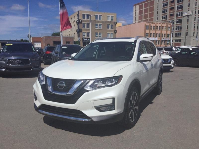 2019 Nissan Rogue SL AWD CVT in Regina, Saskatchewan - 1 - w1024h768px