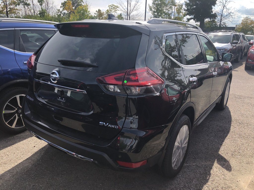 2019 Nissan Rogue SV AWD CVT in Mississauga, Ontario - 4 - w1024h768px