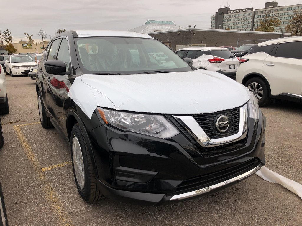 2019 Nissan Rogue S FWD CVT in Mississauga, Ontario - 5 - w1024h768px