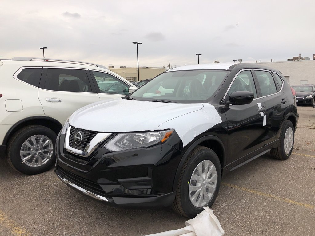 2019 Nissan Rogue S FWD CVT in Mississauga, Ontario - 1 - w1024h768px