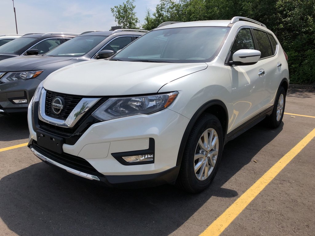 2019 Nissan Rogue SV AWD CVT in Mississauga, Ontario - 1 - w1024h768px