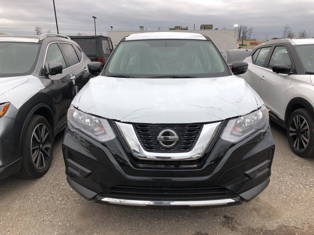 2019 Nissan Rogue S AWD CVT in Mississauga, Ontario - 5 - w1024h768px