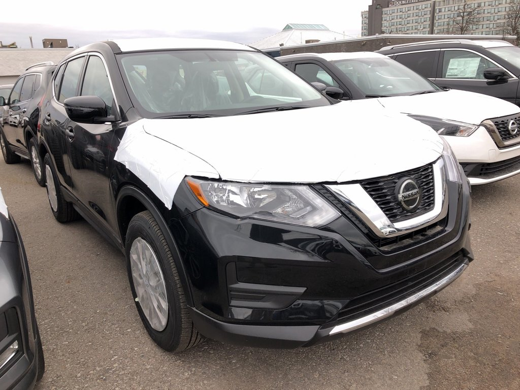 2019 Nissan Rogue S AWD CVT in Mississauga, Ontario - 4 - w1024h768px