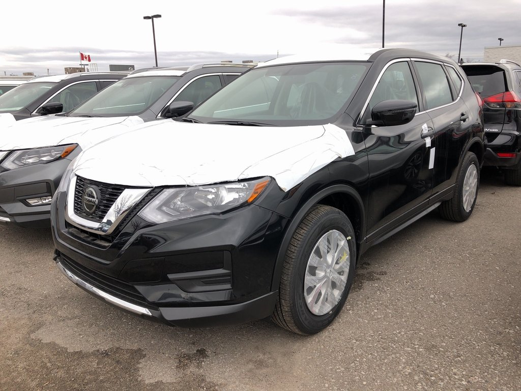 2019 Nissan Rogue S AWD CVT in Mississauga, Ontario - 1 - w1024h768px
