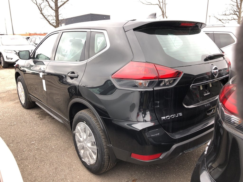 2019 Nissan Rogue S AWD CVT in Mississauga, Ontario - 2 - w1024h768px