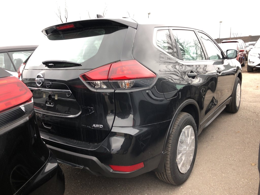 2019 Nissan Rogue S AWD CVT in Mississauga, Ontario - 3 - w1024h768px