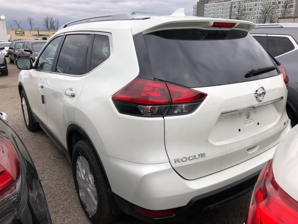 2019 Nissan Rogue SV AWD CVT in Mississauga, Ontario - 2 - w1024h768px