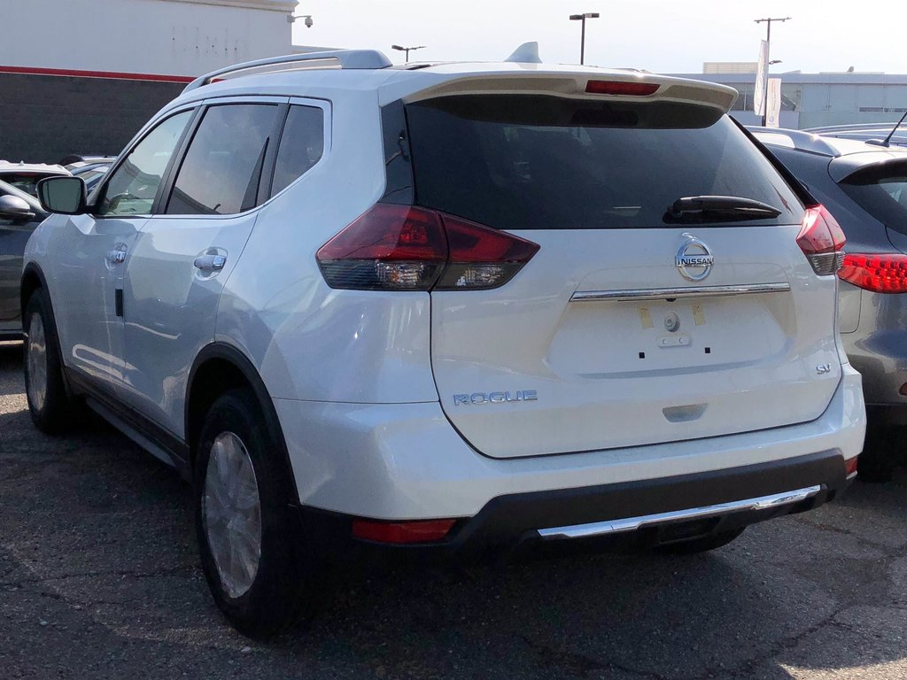 2019 Nissan Rogue SV FWD CVT in Mississauga, Ontario - 5 - w1024h768px