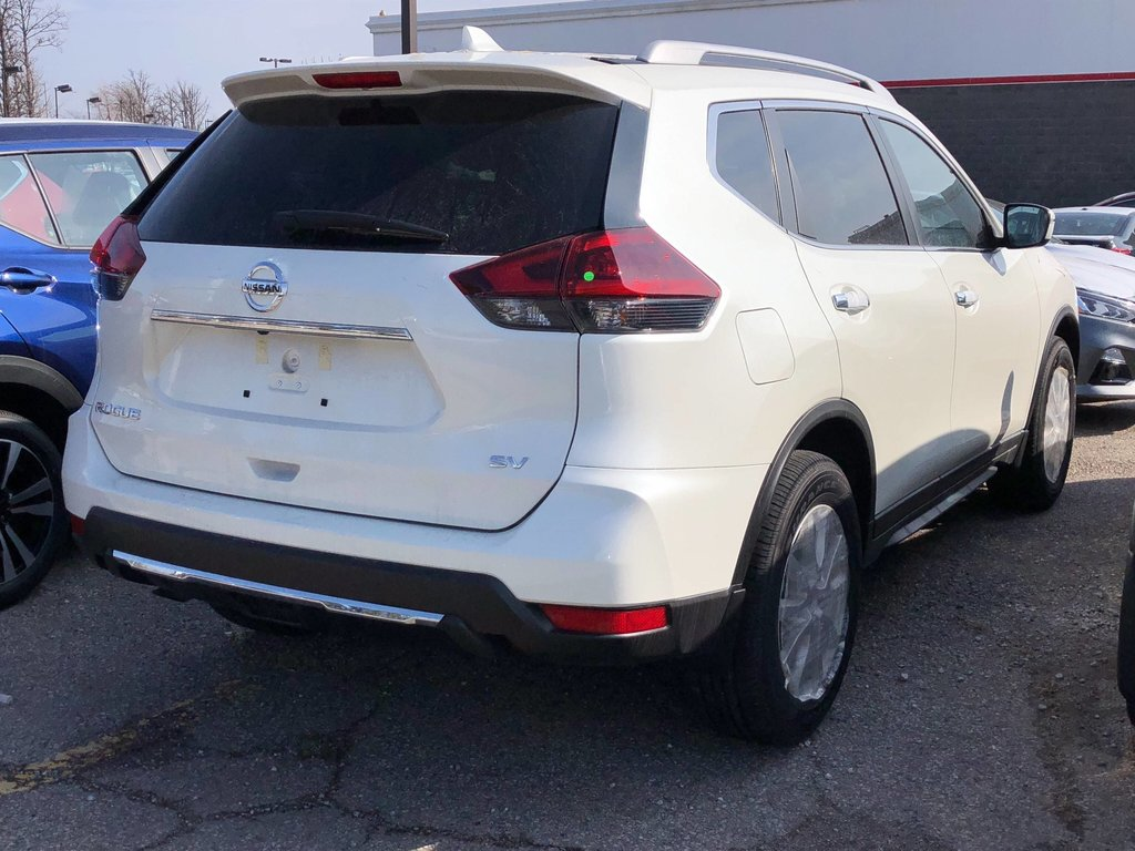 2019 Nissan Rogue SV FWD CVT in Mississauga, Ontario - 3 - w1024h768px