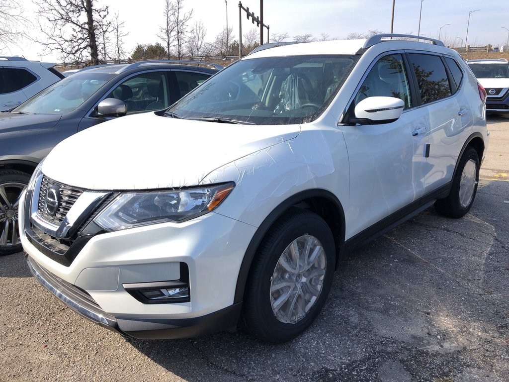 2019 Nissan Rogue SV FWD CVT in Mississauga, Ontario - 1 - w1024h768px