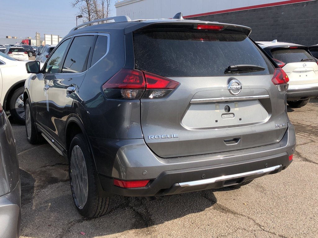 2019 Nissan Rogue SL AWD CVT in Mississauga, Ontario - 5 - w1024h768px