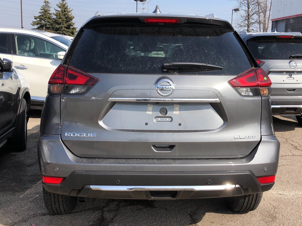 2019 Nissan Rogue SL AWD CVT in Mississauga, Ontario - 4 - w1024h768px