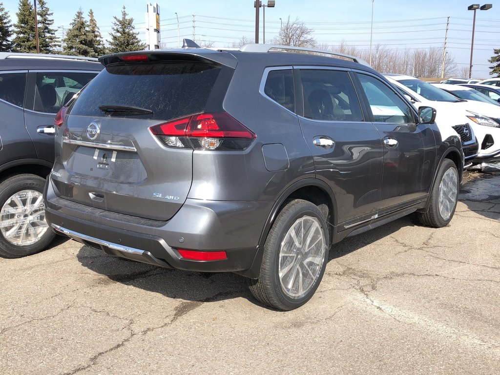 2019 Nissan Rogue SL AWD CVT in Mississauga, Ontario - 3 - w1024h768px