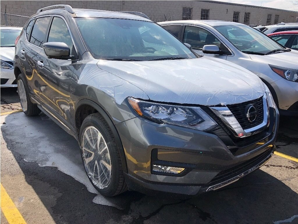2019 Nissan Rogue SL AWD CVT in Mississauga, Ontario - 2 - w1024h768px