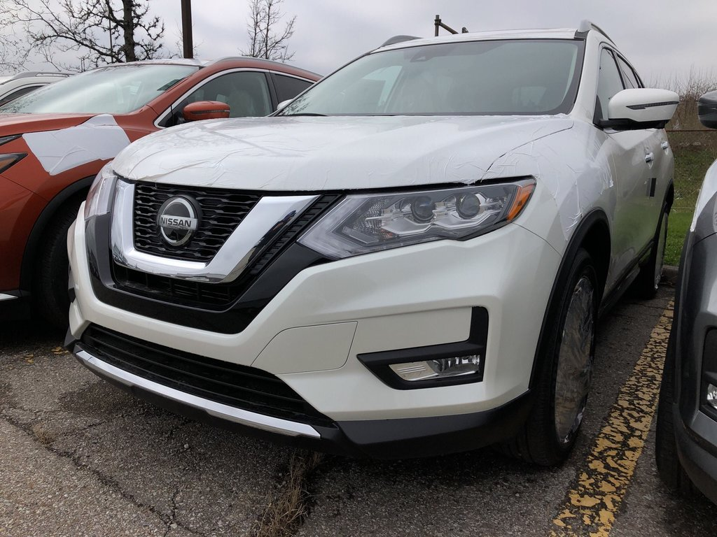 2019 Nissan Rogue SL AWD CVT in Mississauga, Ontario - 1 - w1024h768px