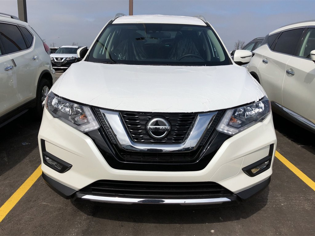 2019 Nissan Rogue SV AWD CVT in Mississauga, Ontario - 3 - w1024h768px