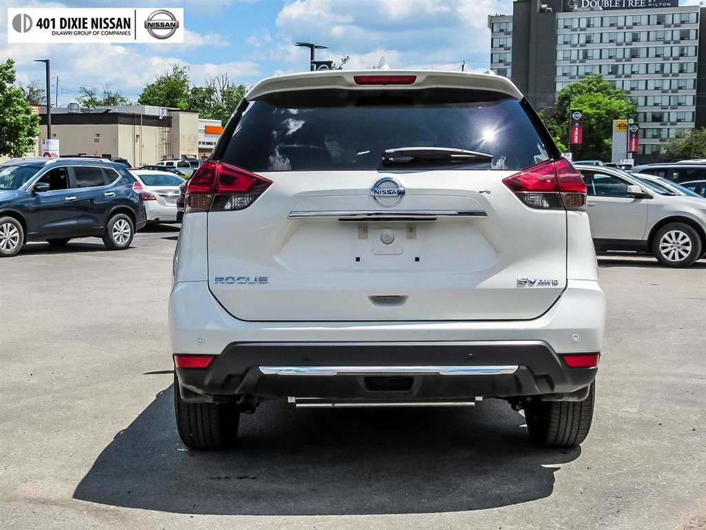2019 Nissan Rogue SV AWD CVT in Mississauga, Ontario - 28 - w1024h768px