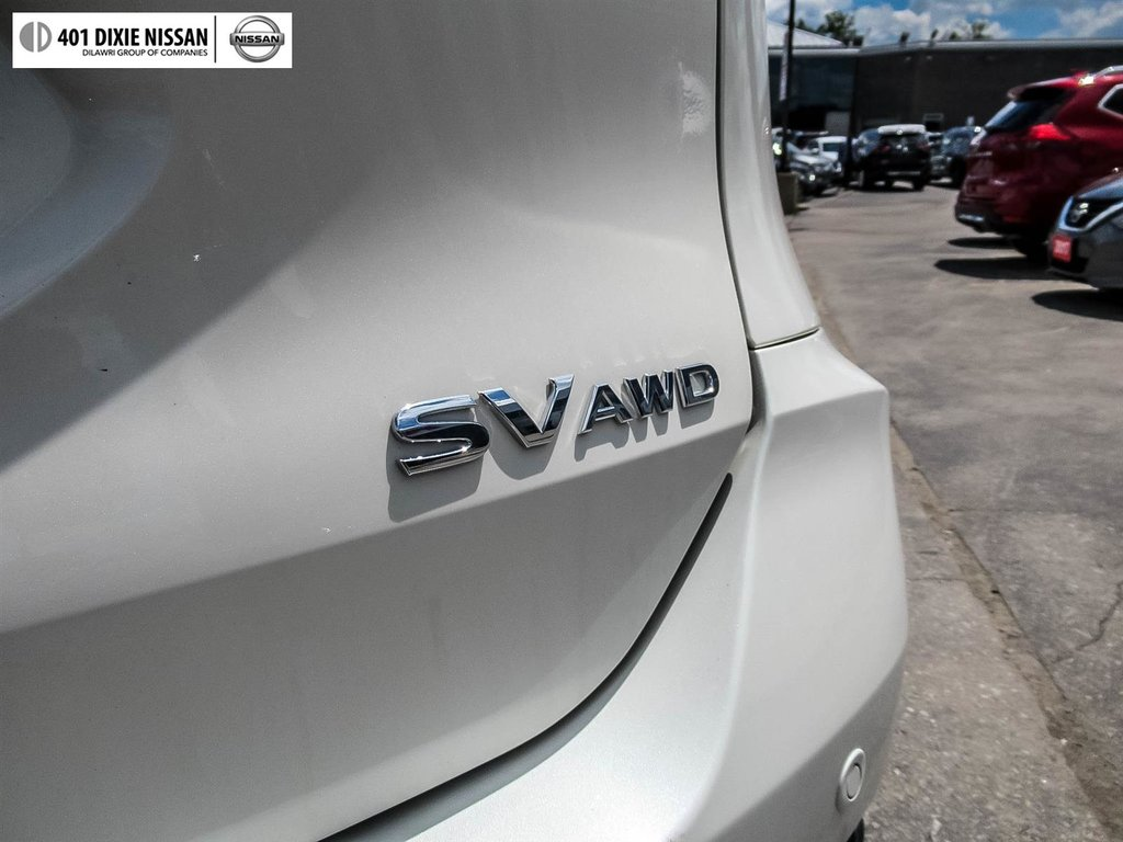 2019 Nissan Rogue SV AWD CVT in Mississauga, Ontario - 42 - w1024h768px