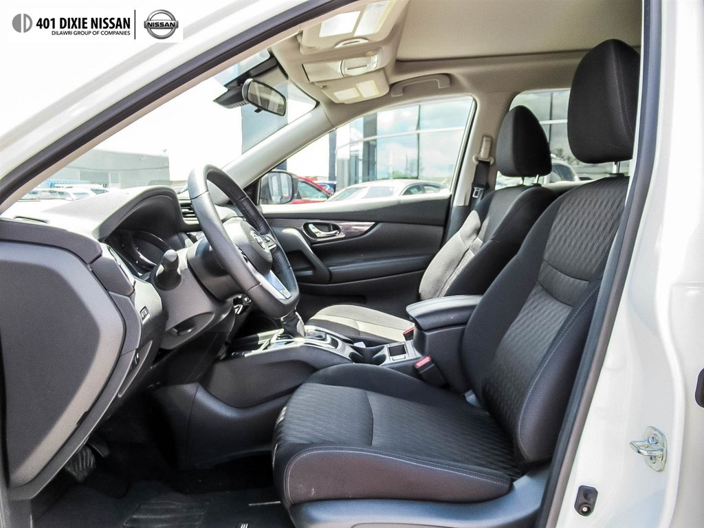 2019 Nissan Rogue SV AWD CVT in Mississauga, Ontario - 33 - w1024h768px