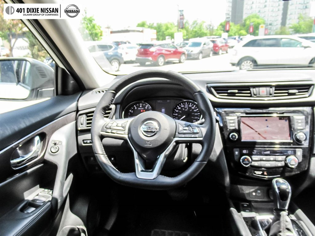 2019 Nissan Rogue SV AWD CVT in Mississauga, Ontario - 36 - w1024h768px