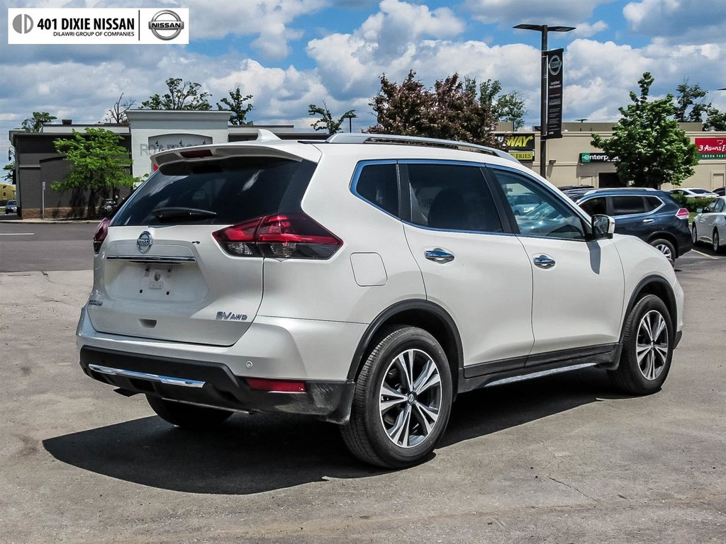 2019 Nissan Rogue SV AWD CVT in Mississauga, Ontario - 27 - w1024h768px